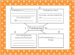 classroom freebies thanksgiving story starter