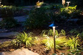cleveland area landscape lighting design becomes an exquisite