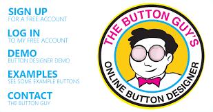design logo free online software button designer make button artwork online