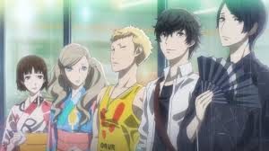 anime episode terpanjang anime persona 5 rilis enam menit pertama episode perdananya kincir