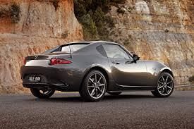 mazda car range australia news mazda mx 5 rf gets 5 stars ancap