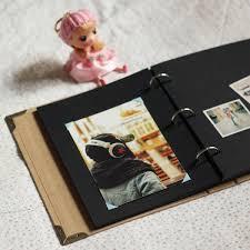 photo album binder ring binder hardcover scrapbook sketchbook photo album wedding