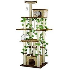go pet club f2095 cat tree furniture 85 inch pet
