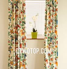 colorful patterned curtains best 25 colorful curtains ideas on
