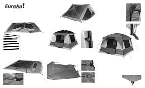 Murray Tent And Awning Eureka Tents Tent Copper Canyon 10 User Guide Manualsonline Com