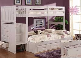 Stunning Girl Bunk Beds Twin Over Full Twin Over Desk Bunk Bed - Twin over full bunk bed canada