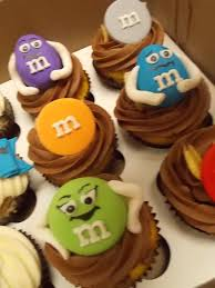 m m cupcake toppers hey cupcake