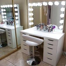 Ikea Vanity Table With Mirror And Bench Ikea White Vanity Desk Dynamicpeople Club