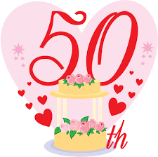 fiftieth anniversary modern traditional 50th wedding anniversary gifts for women men