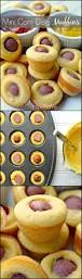 mini corn dog muffins recipe corn dog muffins muffin and snacks