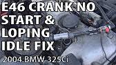 bmw will not start bmw will not start bmw crank s but will not start easy fix