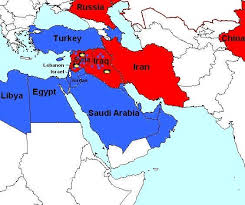 russia map after division syria and the new great divide in the greater middle east