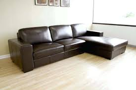 Leather Sofa Decorating Ideas Distressed Brown Leather Sectional Sofa Decorating Ideas Sofas