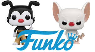 animaniacs pinky and the brain animaniacs funko pops announced