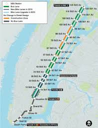 Sas Route Map by East Side Sbs To Debut In October Without Separated Lanes Second