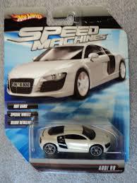 Audi R8 White - wheels 2010 speed machines audi r8 pearl white