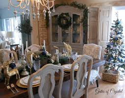 gates of crystal a christmas tablescape