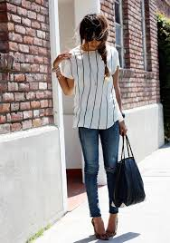 the effortless chic 10 ways to wear a tee the effortless chic
