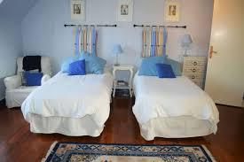 chambres de rapha la chambre bleue la maison de rafah parquet vues 2 chambres