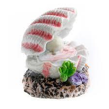 aliexpress buy aquarium shell pearl air fish tank