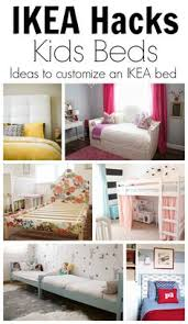 13 beds made much cooler with ikea hacks kura bed ikea hackers