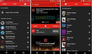 download youtube red apk apk download latest youtube gaming app for android creator preview