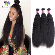 free hair extensions yaki hair bundles 3pcs 8 26inch black
