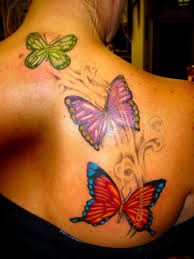 butterfly tattoos designs and ideas page 10