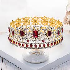wedding accessories store rhinestone hair accessory crown tiara wedding jewelry bridal
