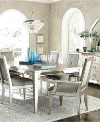 emejing mirrored dining room tables images home design ideas