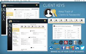 Domain Manager Title Client Keys The Client Centered Awesome Password Manager