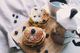 recipe for blueberry and ricotta muffins