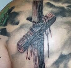 Crosses Tattoos - 55 cross ideas and creative designs