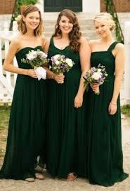 green bridesmaid dresses forest green bridesmaid dresses