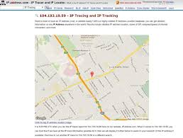 ip address map how to trace any ip address gadget hacks
