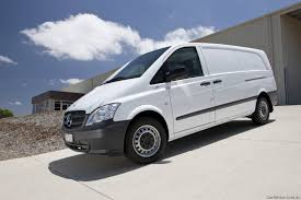 2011 mercedes benz vito range launched in australia photos 1 of 24