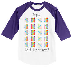California Flag T Shirt 100th Day Of Raglan T Shirt Several Sleeve Color Options