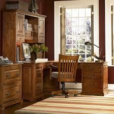 L Desk With Hutch Riverside Seville Square L Shaped Computer Desk And Hutch Hayneedle