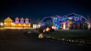 christmas lights install