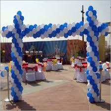 party balloon arch decor sr balloons56 balloon advertising
