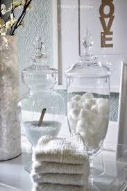 apothecary jars bathroom apothecary jars bathroom best 25 spa