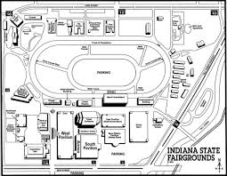 Map Indianapolis Indianapolis Fairgrounds Map Map Of Indianapolis Fairgrounds