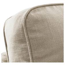 Ikea Chaise Lounge Sofa by Ektorp Two Seat Sofa And Chaise Longue Nordvalla Dark Beige Ikea