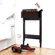 Adjustable Side Table Side Table Bedside Table With Wheels Adjustable Bedside Table