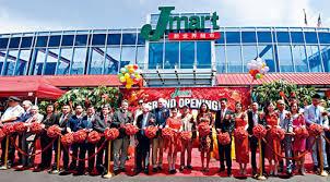 grand opening ribbon new world jmart store grand opening ribbon cutting new