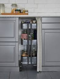 how do you fill the gap between kitchen cabinets and ceiling using tricky spaces in your kitchen ikea