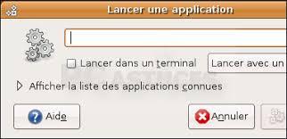 comment afficher la corbeille sur le bureau ajouter l icône de la corbeille sur le bureau linux ubuntu 8 04