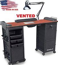 nail table ventilation systems manicure table damini nail u manicure table portable manicure nail