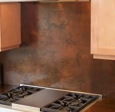 copper backsplash kitchen best 25 copper backsplash ideas on reclaimed wood