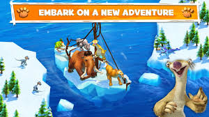 Map Of World Before Ice Age by Ice Age Adventures Android Apps On Google Play